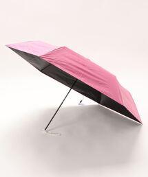 晴雨兼用傘  Color series ALL OGWピンク