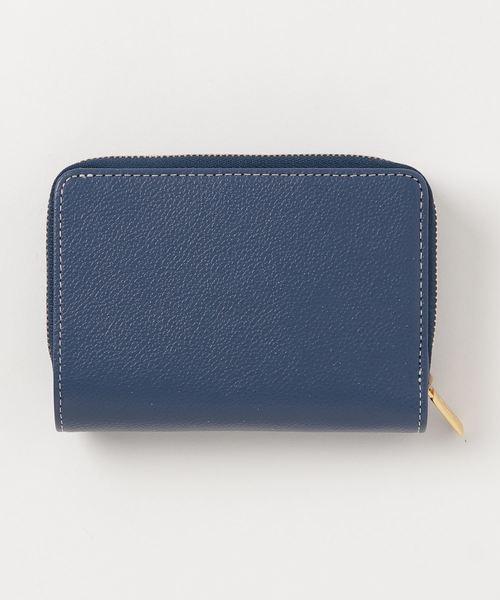 リボン&ライン 折財布