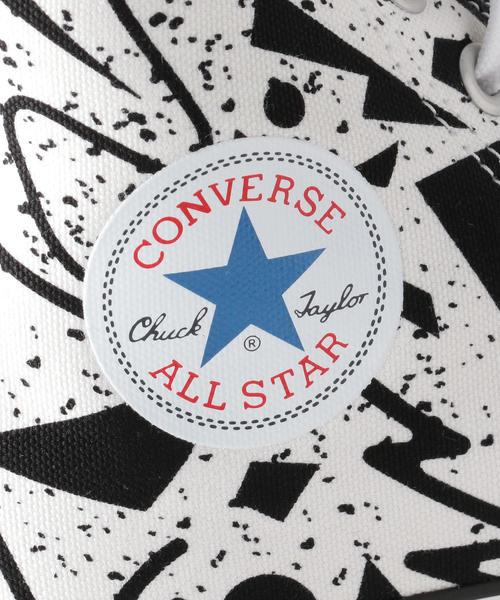 <CONVERSE>ALL STAR 100 ジオメトリックハイカット/スニーカー о