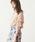 natural couture(ナチュラルクチュール)の「レースシャーリングショートブラウス(シャツ/ブラウス)」|詳細画像