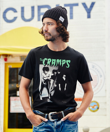 THE CRAMPS/THE CRAMPS pt Tシャツ