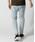 wjk(ダヴルジェイケイ)の「tight knit-denim pants OW(デニムパンツ)」|詳細画像