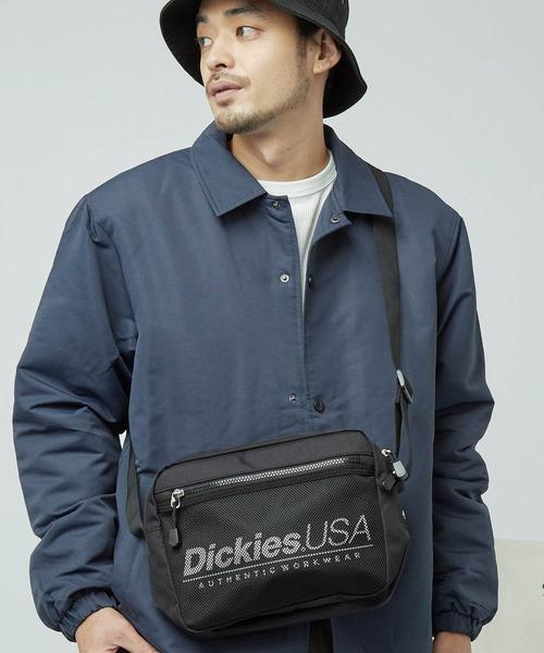 ▽WEB限定 Dickies/ディッキーズ メッシュショルダーバッグ