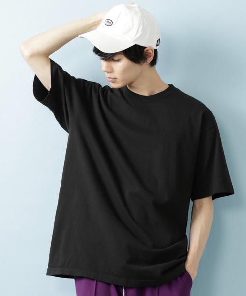 Los Angeles Apparel(ロサンゼルスアパレル)ヘビージャージー BIG T ビッグシルエット カットソー Tシャツ 6.5oz GD SSTee