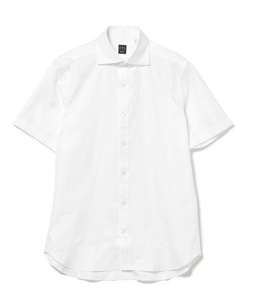 ◎BEAMS F / オックスフォード カッタウェイカラーシャツ