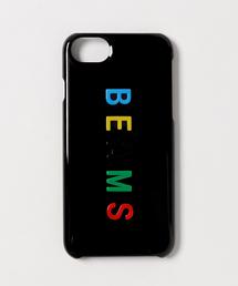 159fd46bdb bpr BEAMS(ビーピーアール)の「BEAMS / カラーロゴ iPhone8・7ケース