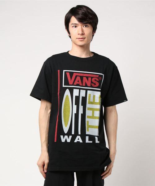 VANS(Apparel) / ヴァンズアパレル:OTW TRIBE LONG S/S T-SHIRTS:VA17SS-MT33[AST]