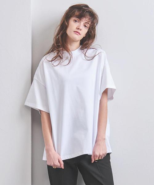 <HYKE(ハイク)>ビッグ フィット Tシャツ■■■