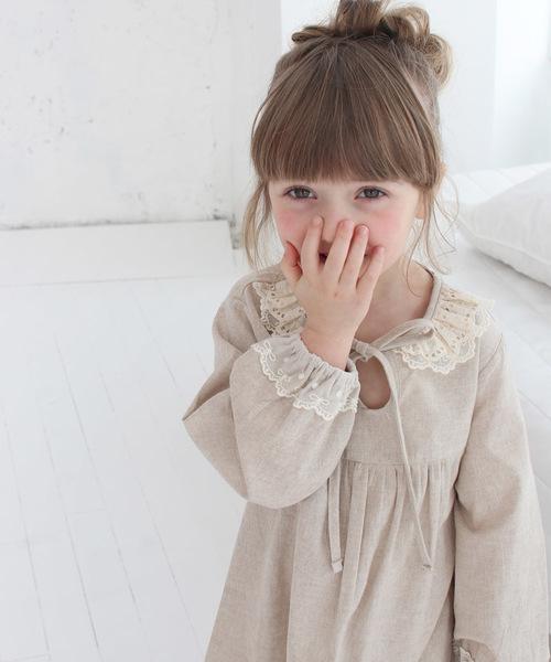 Rora グラシュー パジャマ ドレス