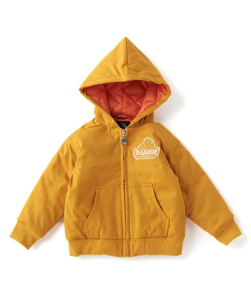 柔らかな質感の XLARGEフルジップ長袖パーカー(パーカー) XLARGE KIDS(エクストララージキッズ)のファッション通販, 白衣&エプロン:5eecdd5e --- blog.buypower.ng