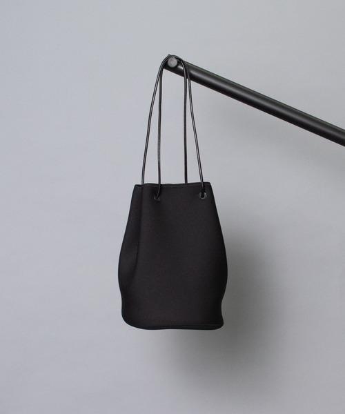 【 YAHKI / ヤーキ 】DRAWSTRING BAG