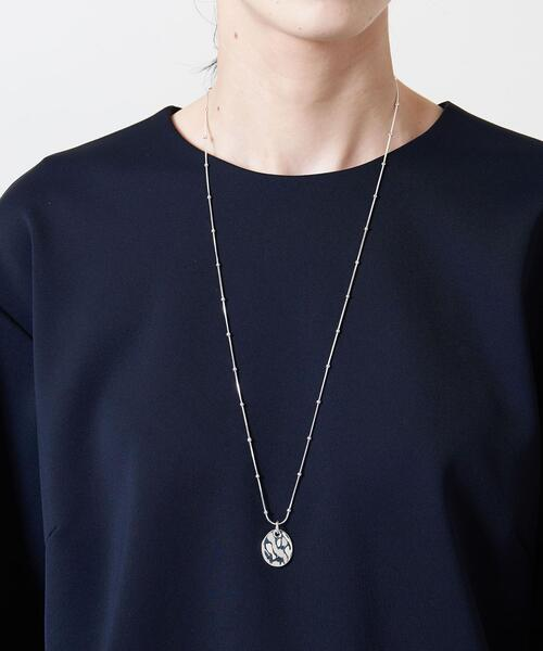 <UNITED ARROWS>DOT/CHN&DISC ネックレス
