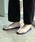BEAMS JAPAN(ビームス ジャパン)の「九十九 × BEAMS JAPAN / 別注 九十九 ビーチ サンダル <UNISEX>(サンダル)」 ネイビー