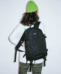 X-girl(エックスガール)のADVENTURE BACKPACK BOX LOGO(バックパック/リュック)