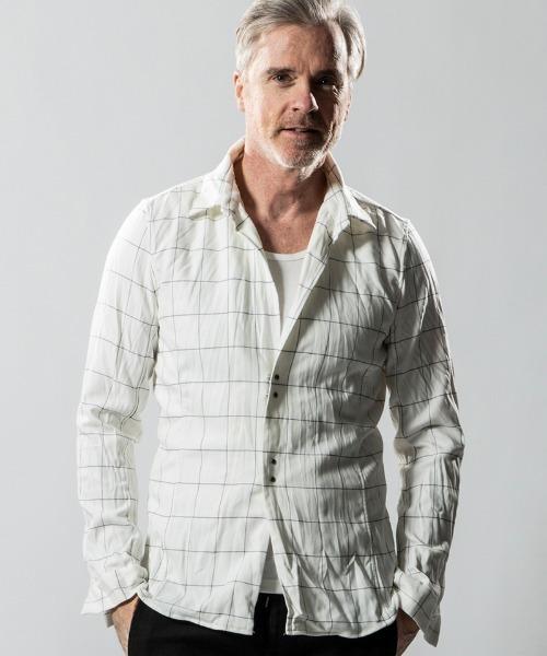 (お得な特別割引価格) ms4290-wrinkle hook shirt シャツ(シャツ shirt バイ/ブラウス) hook wjk(ダヴルジェイケイ)のファッション通販, タマノシ:347eadea --- pitomnik-zr.ru