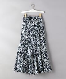 <MARIHA(マリハ)>フラワー マーメード スカート