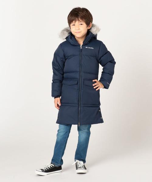 【KIDS】ロックフォールミッドダウンジャケット