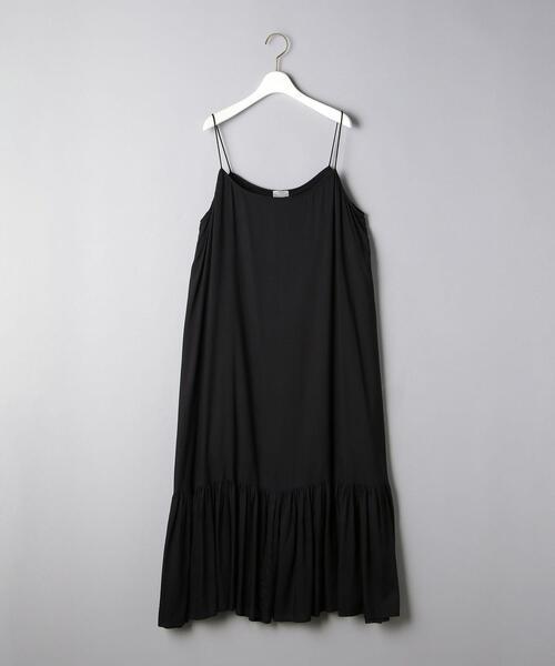 <STYLE for LIVING>ロング キャミソール ドレス