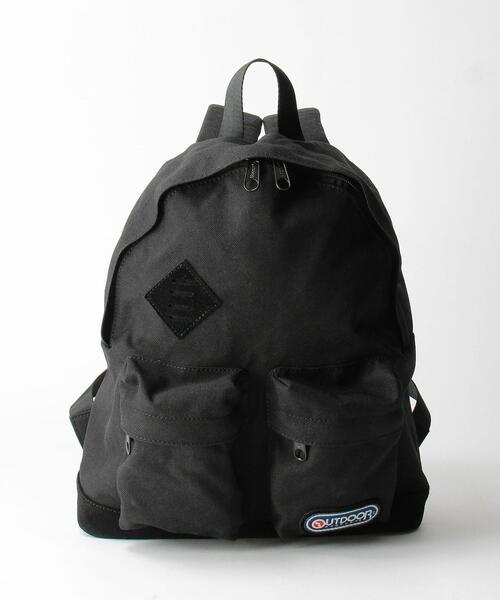 <BEDWIN(ベドウィン) x OUTDOOR PRODUCTS>  WAFFLE/バッグ