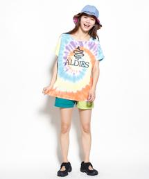 ALDIES(アールディーズ)のALDIES Tie Dye T / アールディーズタイダイT(Tシャツ/カットソー)