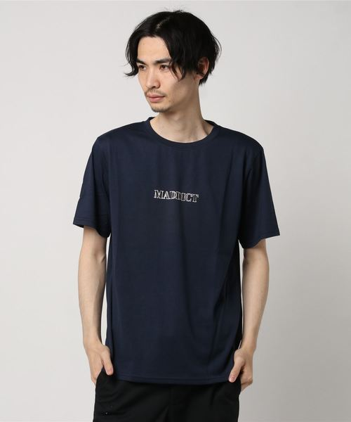 MADDICT/マディクト/ローズロゴTシャツ