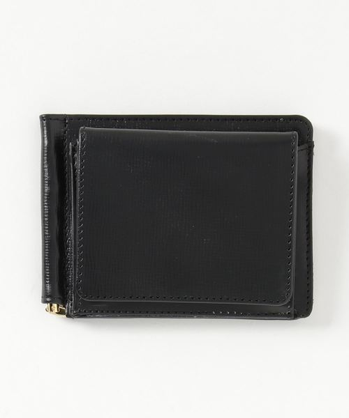 【GLENROYAL/グレンロイヤル】MONEY CLIP WITH COIN POCKET/マネークリップ(小銭入れ付)(レイクランドブライドル)