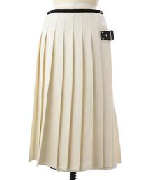 Drawer ウールプリーツスカート
