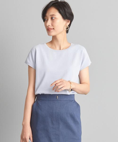 【WORK TRIP OUTFITS】★WTO D C/PE クルーネック