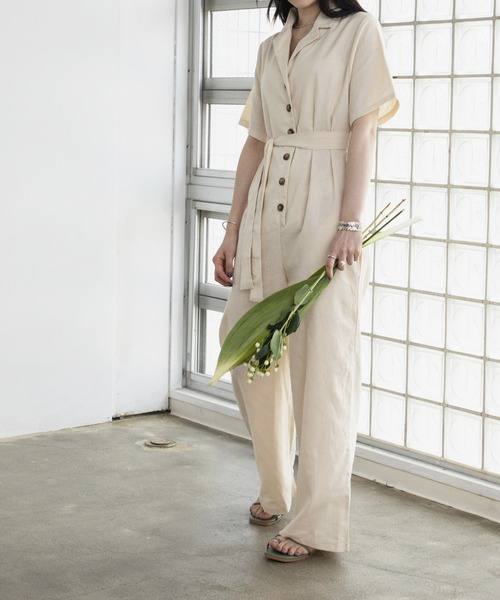 linen all-in-one