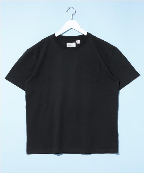 ヘビーウェイトビッグシルエットカットソー 1/2 sleeve (USA cotton 100%)