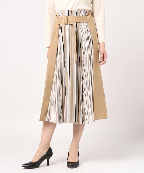 カウくる 【セール】NEWプリーツコンビスカート(スカート)|sophila(ソフィラ)のファッション通販, シープワン:31d73785 --- hausundgartentipps.de