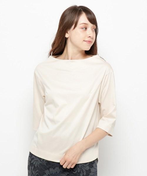 最新情報 ONLINE STOREスムース5分袖プルオーバー(Tシャツ/カットソー)|Modify(モディファイ)のファッション通販, 専門店では:e457a020 --- hausundgartentipps.de