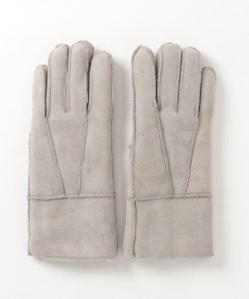リアルムートン手袋 84905 SGTIT