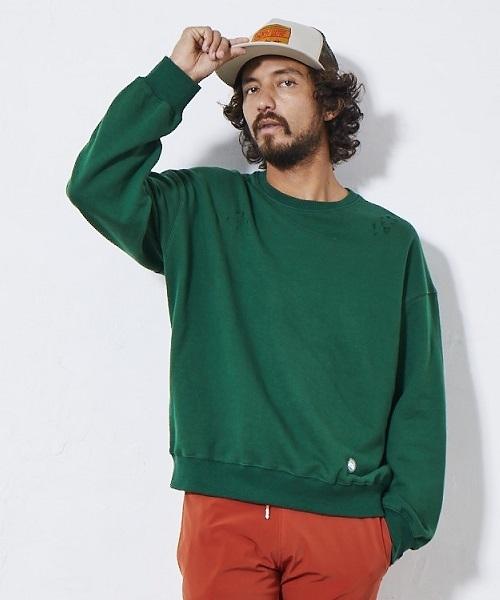 お見舞い big pullover sweat, ハナマキシ 287e2bed