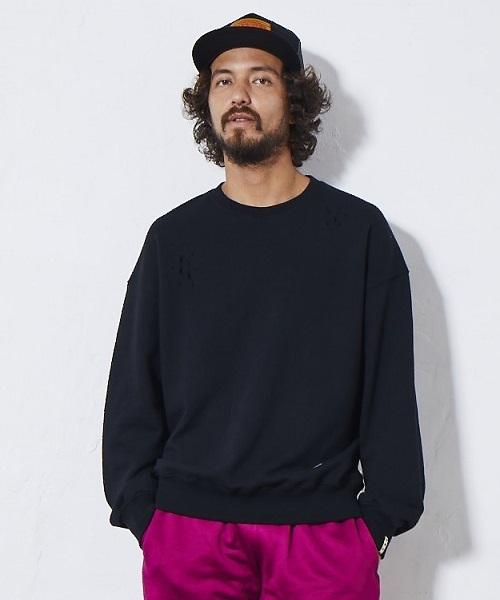 【大特価!!】 big pullover sweat, アールショップ 10359e50