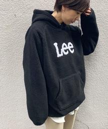 Lee(リー)の【WEB限定】【Lee】フリースプルオーバーフーディ(パーカー)