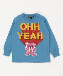 OHH YEAH Tシャツ【XS/S/M】ブルー