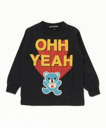 OHH YEAH Tシャツ【XS/S/M】ブラック
