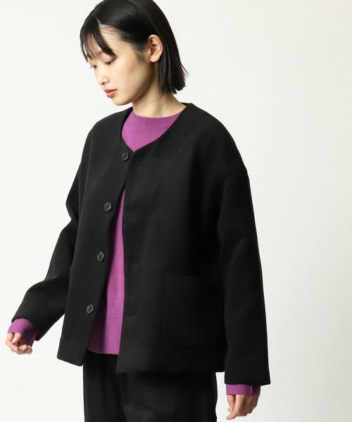 【 HEAVENLY / ヘヴンリー 】 Fake Wool Jacket  2061153