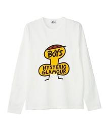 BOYS Tシャツホワイト