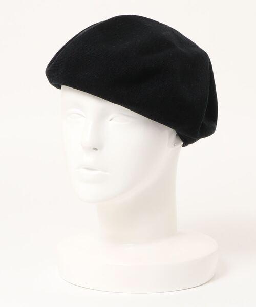 RACAL/クラシックニットベレー帽
