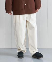 <H>SATIN BALLOON 2P PANTS/パンツ