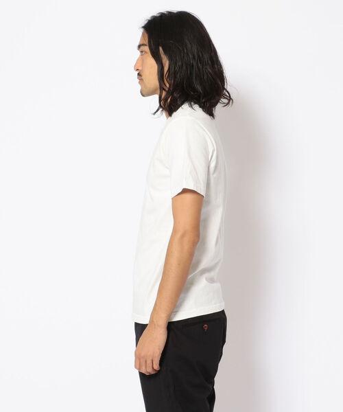 Ahe'hee(アヘヘ)   EVERYDAY WEAR  VネックTシャツ