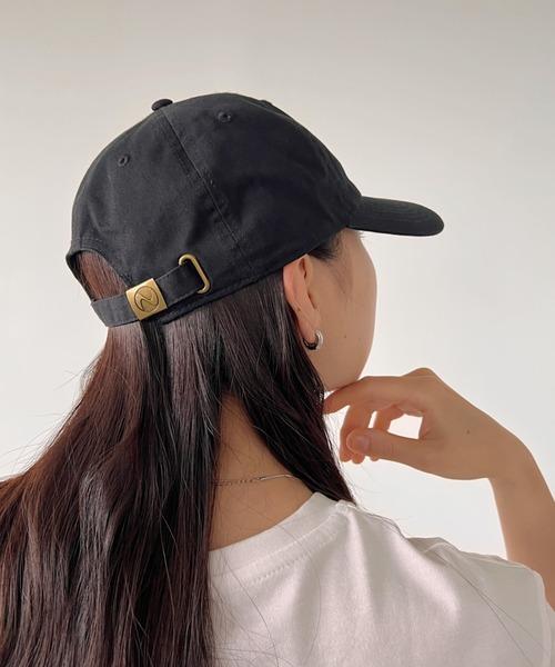 794369cb8f2625 newhattan(ニューハッタン)の【newhattan】 ニューハッタン キャップ STONE WASHED TWILL CAP