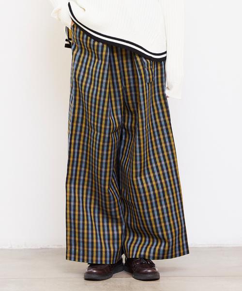 【破格値下げ】 Wide Trousers(パンツ) FRED|FRED PERRY(フレッドペリー)のファッション通販, marca-shop:d36a07b8 --- tsuburaya.azurewebsites.net