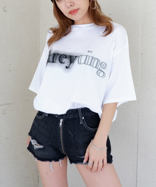 shadowlogo Tシャツ