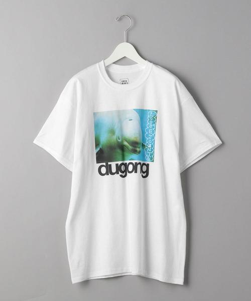<LOOSE JOINTS> Big baby Dugong T/Tシャツ