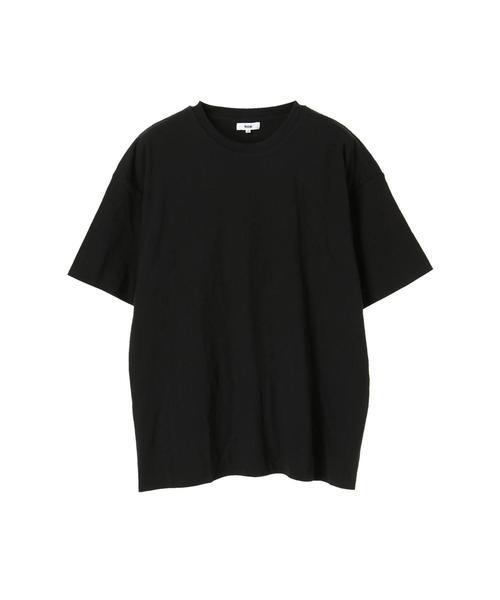 二重仕立てTシャツ ●