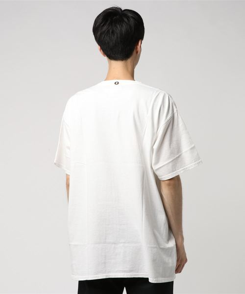 Insonnia PROJECTS / インソニアプロジェクト: IN UTERO TEE:IP-17TEE-05[AST]