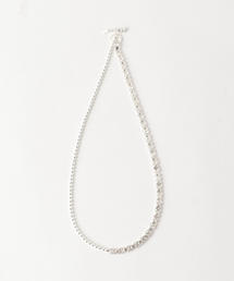 <WWW. WILL SHOTT> 2LINK FUSED NECKLACE/ネックレス
